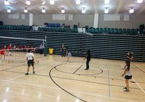 HWL SJS v CEE Volleyball